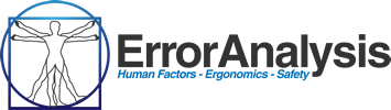 Human Factors Expert | Ergonomics | Safety | Error Analysis, Inc | San Diego | Nevada | California